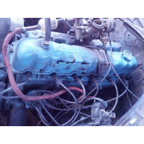 Motor Con Caja C4 250 De Maverick Ford
