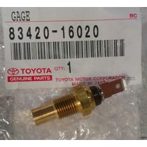 Sensor Valvula De Temperatura Toyota Original Varios Modelos