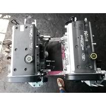 Motor 7/8 Importado Ford Fiesta 1.25 1.4 1.6
