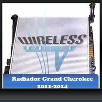 Radiador Grand Cherokee 2011 2012 2013 2014 Sunbelt Sbr 1320