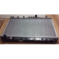 Radiador Chevrolet Optra Automático Nuevo Original