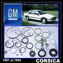 Corsica 1991 - 1994 Kit Cajetin Dirección Original Chevrolet