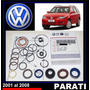 Parati 2001-2008 Kit Cajetin Dirección Hidrauli Original V W