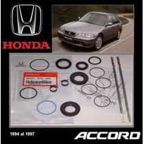 Accord 1994 -97 Kit Cajetin Direccion Hidraul Original Honda