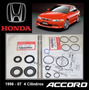 Accord 1998 -07 Kit Cajetin Direccion Hidraul Original Honda