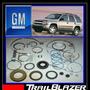 Trailblazer Kit Cajetín Dirección Hidraul Original Chevrolet