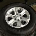 Cauchos Bridgestone 17 Con Rines Toyota