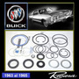 Buick Riviera 1963 - 1965 Kit Sector Dirección Original Gm