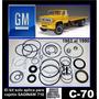 C70 1983 - 90 Doble Piston Kit Cajetin Dirección Original Gm