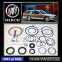Buick Roadmaster 1991 - 96 Kit Sector Dirección Original Gm