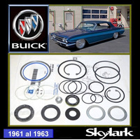 Buick Skylark 1961 - 1963 Kit Sector Dirección Original Gm