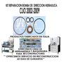 Kit Reparacion Bomba Direccion Hidraulica Renault Clio 02-09
