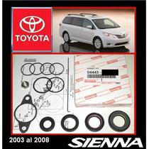 Sienna 2006 -2008 Kit Cajetin Direccion Original Toyota