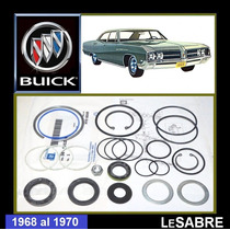 Buick Lesabre 1968 - 1970 Kit Cajetin Dirección Original Gm