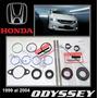 Odyssey 1999 2004 Kit Cajetin Direccion Hidra Original Honda