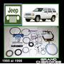 Gran Cherokee 1995 -98 Kit Cajetin Direccion Original Mopar