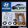 Elantra 1991 - 1993 Kit Cajetín Direccíon Original Hyundai