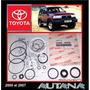 Autana 2000 - 2007 Kit Cajetín Direccíon Original Toyota
