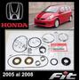 Fit 2005 - 2008 Kit Cajetin Direccion Original Honda