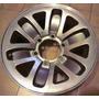 Rines (4) Aluminio Mitsubishi Montero 15