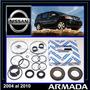 Armada 2004 -2010 Kit Reparar Cajetin Direc Original Nissan