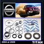 Titan 2004 -2009 Kit Reparar Cajetin Direc Original Nissan