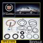 Cadillac Seville 1975 - 79 Kit Sector Dirección Original Gm