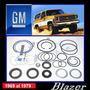 Blazer 1969 - 1979 Kit Reparar Sector Dirección Original Gm
