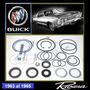 Buick Riviera 1963 - 1965 Kit Sector Dirección Original Gm