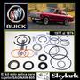 Buick Skylark 1977 - 1979 Kit Sector Dirección Original Gm