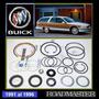 Buick Roadmaster 1991 - 96 Kit Sector Dirección Original Gm