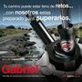 Amortiguador Gabriel Trasero Para Chevrolet Montana 06-09