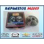 Mozo Trasero Nissan Sentra B13 Y B14 16v