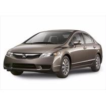Amortiguador Honda Civic Emotion Trasero