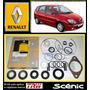 Scenic Kit Reparación Cajetín Direcci T R W Original Renault