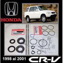 Cr-v 1998 -01 Kit Cajetin Direccion Hidraulic Original Honda