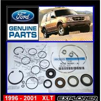 Explorer 96-00 Kit Cajetin Dirección Hidráulic Original Ford