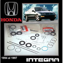 Integra 1994 1997 Kit Cajetin Direccion Hidra Original Honda