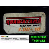 Tripa Para Moto 3.00.18 Khawayama