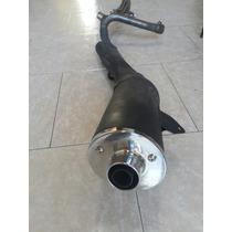 Silenciador Tubo De Escape Para La Moto Vstrom Dl-650