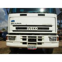 Parachoque Para Camion Iveco Modelo Tector
