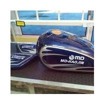 Tanque De Combustible Azul Hj150-9, Tapas Izq. Y Der.(combo)