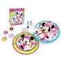 Rompecabezas Doble Faz 25 Pzas 2en1 Minnie Mouse Bow-tique