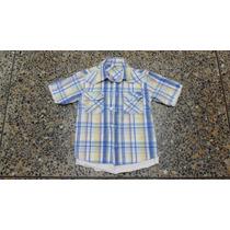 Camisa Importada Baby Weekend Niño Talla 05 1 Sola Postura