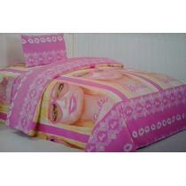 Set Sabana Individual Barbie - Mattel (envío Incluido)