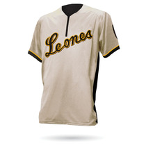 Camisa Practica Original Leones Del Caracas 2014/15