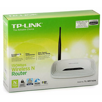 Router Inalambrico Tp-link Tl-wr740n 150 Mbps Wifi Original