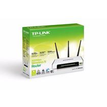 Router Inalambrico Tp-link Tl-wr940n 3 Antenas Con Garantia