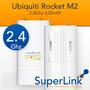 Ubiquiti Rocket M2 2.4ghz 630mw Factura Fiscal