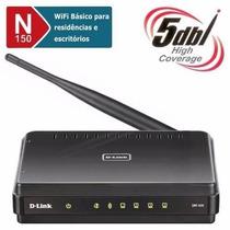 Router Inalambrico Dlink Dir600 N150 5dbi Mayor Cobertura